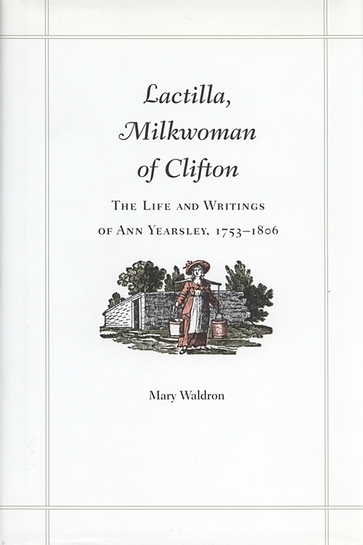 Lactilla, Milkwoman of Clifton