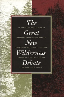 The Great New Wilderness Debate