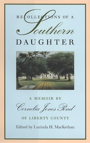 Recollections of a Southern Daughter