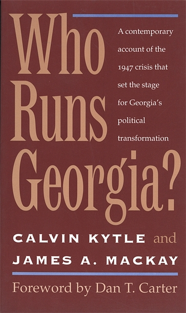 Who Runs Georgia?