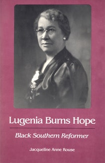 Lugenia Burns Hope, Black Southern Reformer