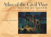 Atlas of the Civil War, Month by Month