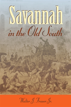 Savannah in the Old South