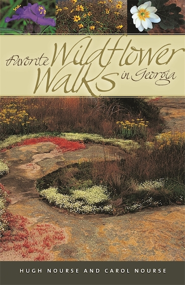 Favorite Wildflower Walks in Georgia