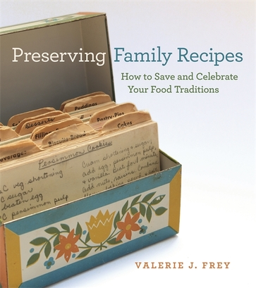 Preserving Family Recipes