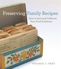 Preserving Family Recipes