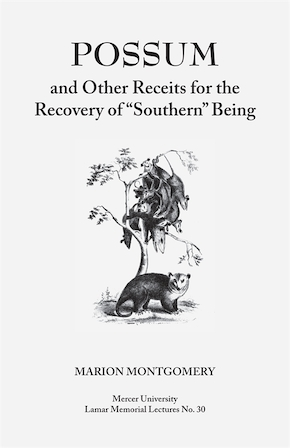 Possum and Other Receipts for the Recovery of