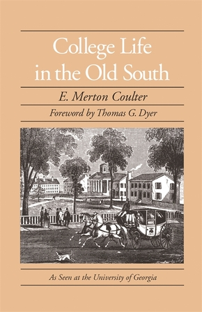 College Life in the Old South