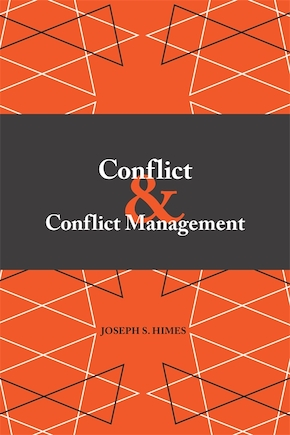 Conflict and Conflict Management