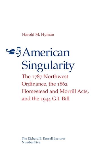 American Singularity