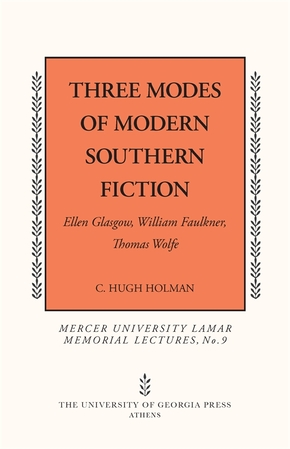 Three Modes of Modern Southern Fiction