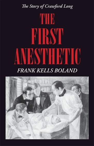 The First Anesthetic