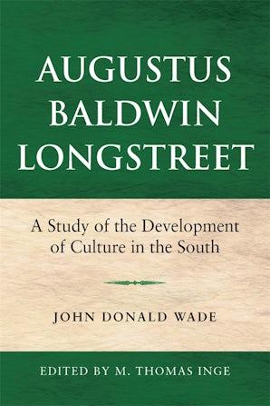 Augustus Baldwin Longstreet