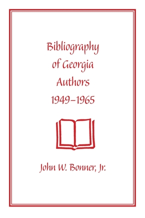 Bibliography of Georgia Authors, 1949–1965