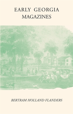 Early Georgia Magazines