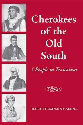 Cherokees of the Old South