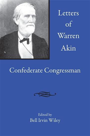Letters of Warren Akin