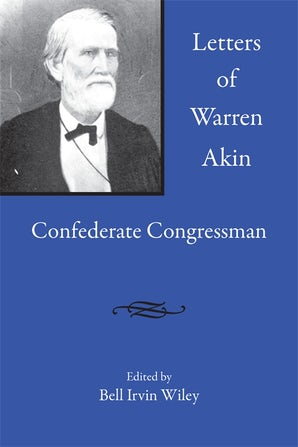 Letters of Warren Akin