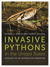 Invasive Pythons in the United States