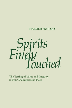 Spirits Finely Touched