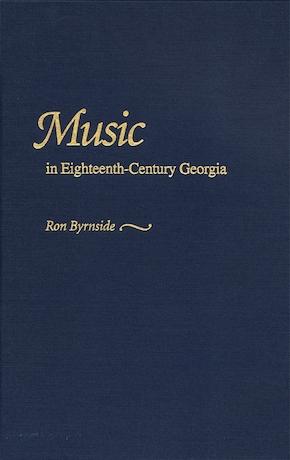 Music in Eighteenth-Century Georgia