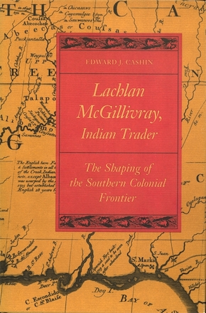 Lachlan McGillivray, Indian Trader