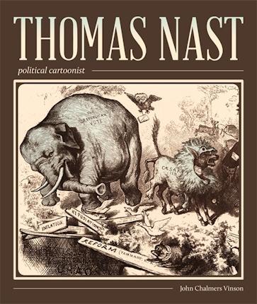 Thomas Nast, Political Cartoonist