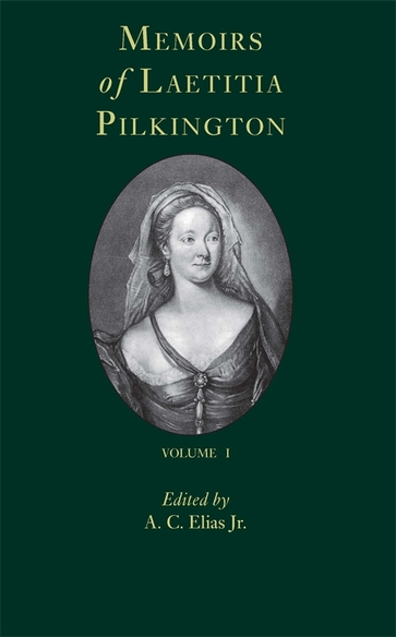 Memoirs of Laetitia Pilkington