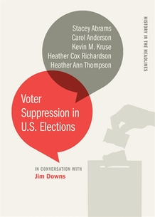 Voter Suppression in U.S. Elections
