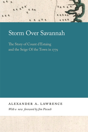 Storm over Savannah