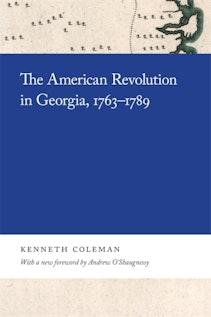 The American Revolution in Georgia, 1763–1789