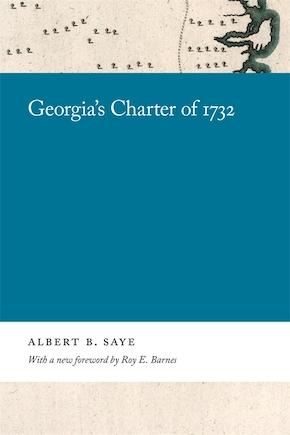 Georgia's Charter of 1732
