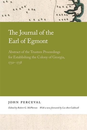 The Journal of the Earl of Egmont