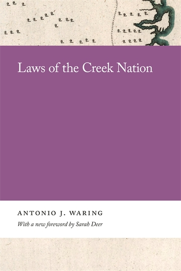 Laws of the Creek Nation